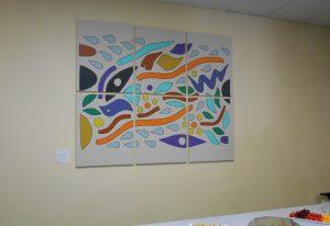 Burnie Office Launch - 20+20 Artwork