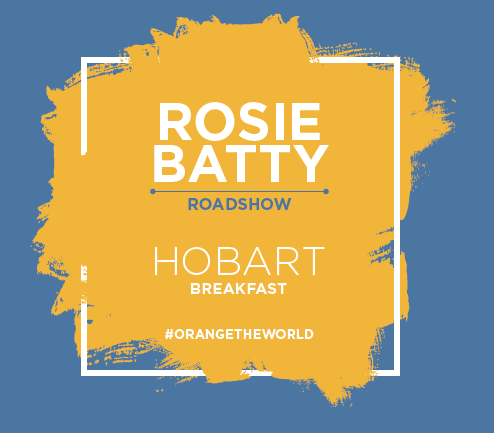 Rosie Batty Roadshow - Logo
